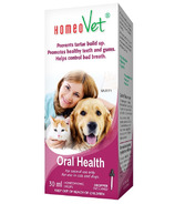 HomeoVet Homeopathic Cats & Dogs Oral Health