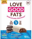 Love Good Fats Cookies & Cream Bar Case