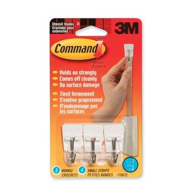 3M Command Utensil Hooks