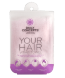 DAILY CONCEPTS Your Hair Wrap Towel - Pink