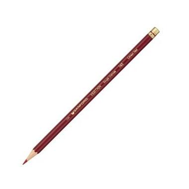 Sanford Verithin Crimson Red Coloured Pencils