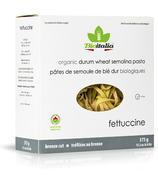 Bioitalia Organic Durum Wheat Semolina Pasta Fettuccine