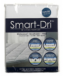 Living Textiles Smart-Dri Waterproof Mattress Protector Porta Crib
