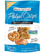 Snack Factory Pretzel Crisps Original Deli Style