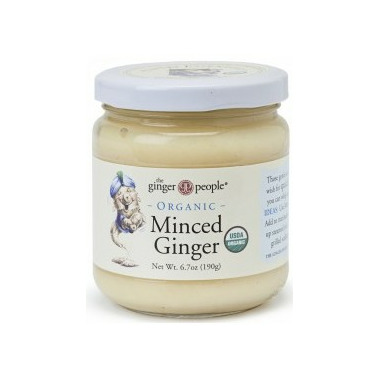 The Ginger People Organic Minced Ginger