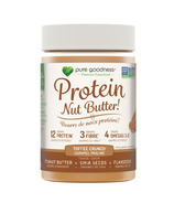 Pure Goodness Protein Peanut Butter Spread Toffee Crunch