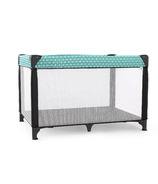 Ity by inGenuity Rompity Rest Easy Fold Portable Playard Goji