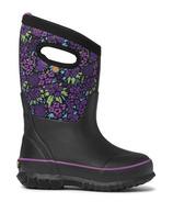 Bogs Kids Boot Classic NW Garden Black Multi