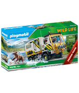 Playmobil City Life Outdoor Expedition Truck