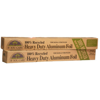 If You Care Recycled Heavy Duty Aluminum Foil