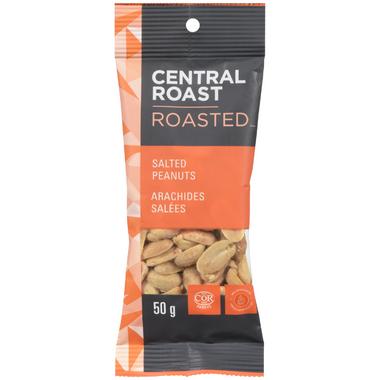 Central Roast Salted Peanuts