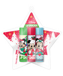 Lip Smackers 3PC Star Ornament Lip Balm Minnie Mouse