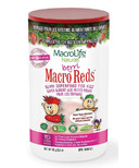 Macrolife Naturals Jr. Macro Berri Reds for Kids