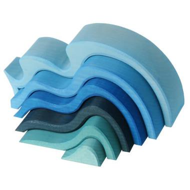 Grimm\'s Medium Wooden Waterwaves