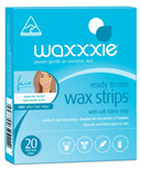 Waxxxie Ready to Use Sensitive Wax Strips for Face