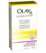 Olay Complete All Day Moisturizer SPF 15 - Combination/Oily