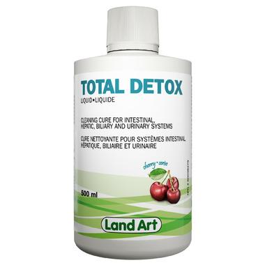 Land Art Total Detox Liquid