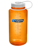 Nalgene Tritan Wide Mouth Orange