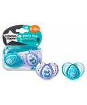 Tommee Tippee Closer to Nature Everyday Pacifier 6-18 Months Blue
