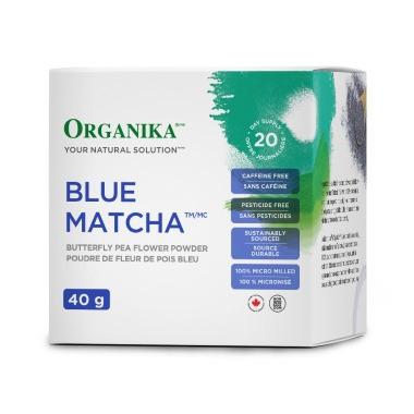Organika Blue Matcha