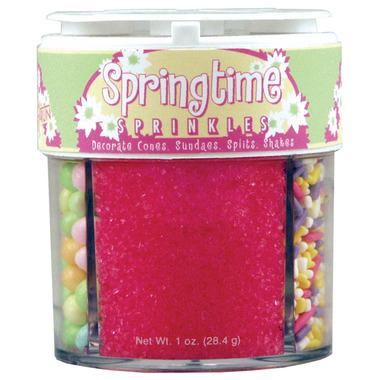 Springtime Sprinkles