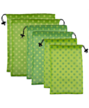 Mortier Pilon Reusable Produce Bags Set