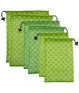 Mortier Pilon Reusable Produce Bags Set