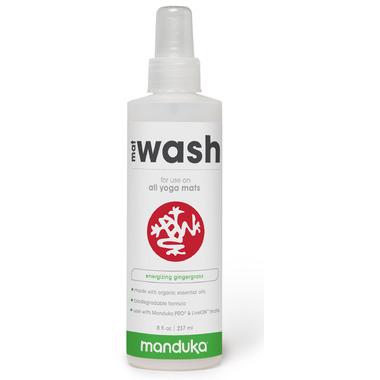 Manduka Mat Cleaner Renew Spray Citrus