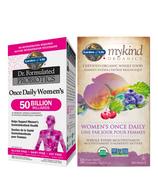 Garden of Life Women's Health Bundle