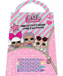 L.O.L. Surprise Mini Activity Book with Crayons