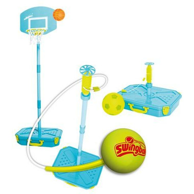 Swingball 3-in-1 Soccer, Basketball and Paddle