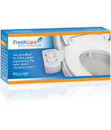 Brondell FreshSpa Dual Temperature Bidet Attachment
