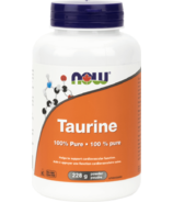 NOW Foods 100% Pure Taurine Powder