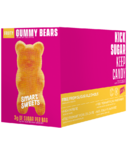 Smart Sweets Fruity Gummy Bears Bulk Pack