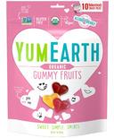 YumEarth Organic Gummy Fruit Valentine's Snack Packs