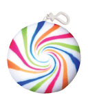 iScream Candy Swirl Mini Scented Squishem Clip