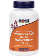 NOW Foods High Potency Hyaluronic Acid