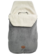 JJ Cole Infant Original BundleMe Graphite