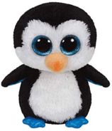 Ty Beanie Babies Waddles The Penguin