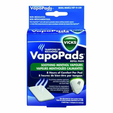 Vicks VapoPads Refill Pads
