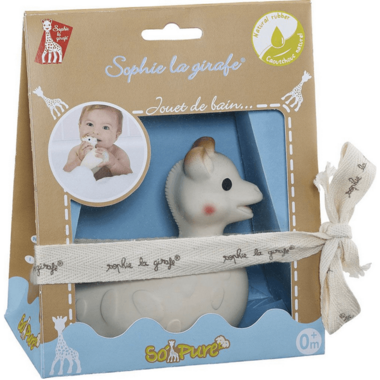 Sophie The Giraffe So\'Pure Bath Toy