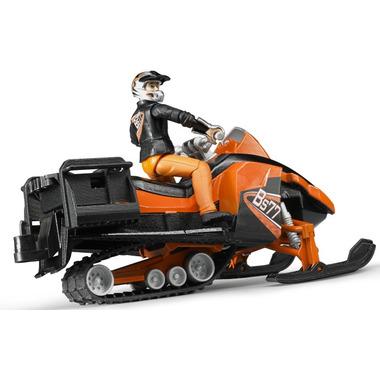 Bruder Toys Snowmobile