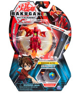 Bakugan Ultra Dragonoid Collectible Action Figure and Trading Card