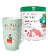 Falalala Llama Pink Mylk Latte Bundle