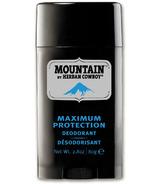 Herban Cowboy Mountain Deodorant