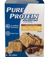 Pure Protein Peanut Butter Cup Non-GMO Bars