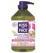 Kiss My Face Peaceful Patchouli Shower & Bath Gel
