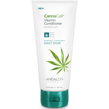 ANDALOU naturals CannaCell Vitamin Conditioner Daily Dose