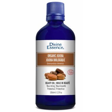 Divine Essence Organic Jojoba Oil