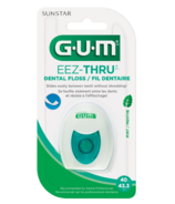 GUM Eez-Thru Dental Floss Mint